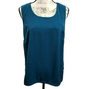 Elvi Plus Size Sleeveless Top NWOT 14